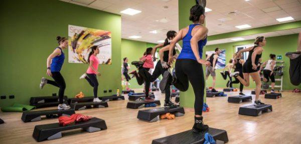 fitness beneessere ginnastica per la salute palagym palestra genova