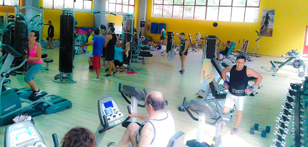 palestra fitness benessere genova