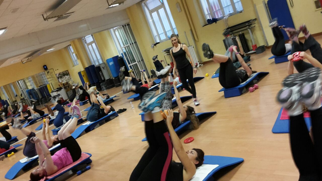 workout, totalbody e totaltono palestra genova
