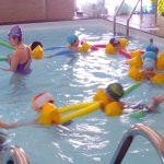 Corso nuoto bimbi