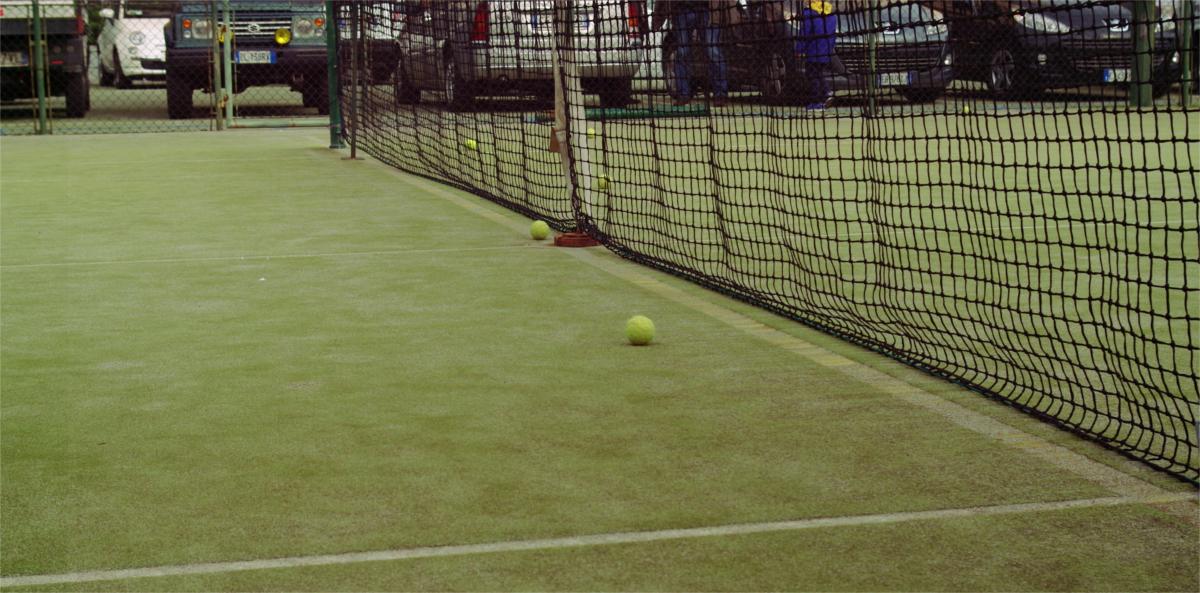 campo torneo open tennis genova rivarolo
