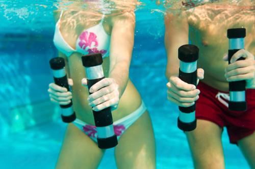 ginnastica sott'acqua palestra piscina genova