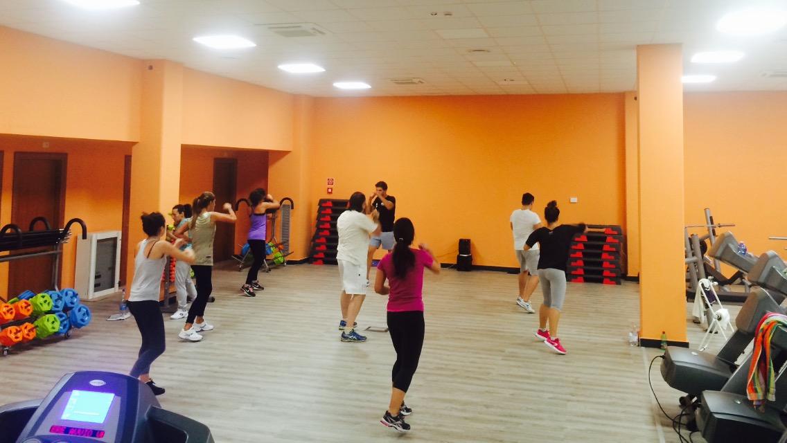 fit box ginnastica con musica palestra genova