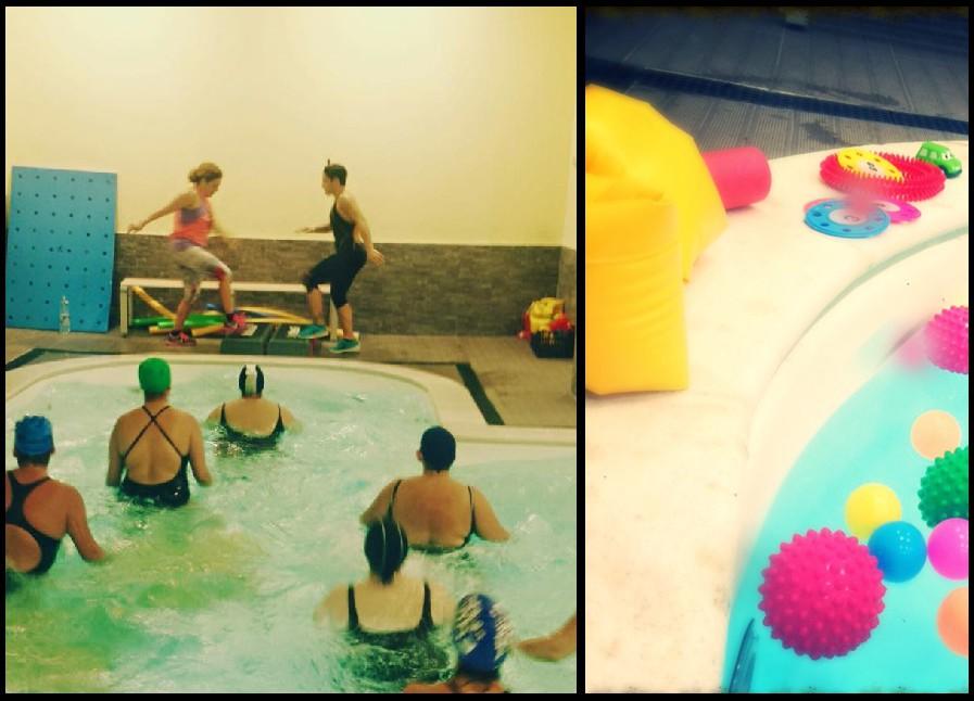 acquagym e corsi nuoto bambini palestra e piscine genova