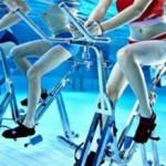ACQUABIKE - Ginnastica e bici, in acqua