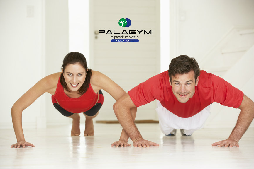 fitness palestra genova