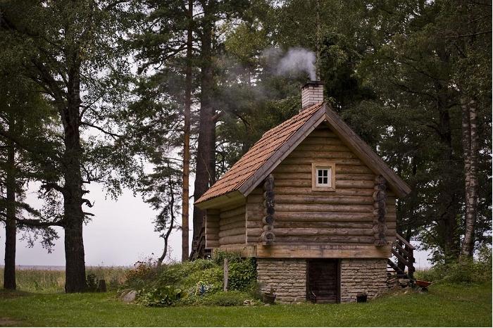 Sauna antica_estonia