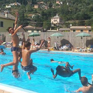 piscine estive genova fitness