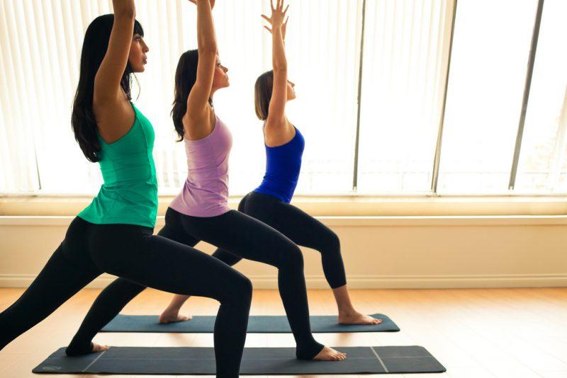 power postural yoga palagym palestra genova
