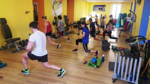 attività fitness cardio palestra genova