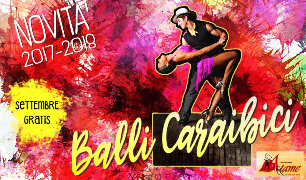 balli caraibici palestra genova