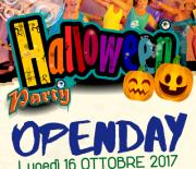 open day halloween palestra genova