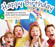 compleanno festa sport