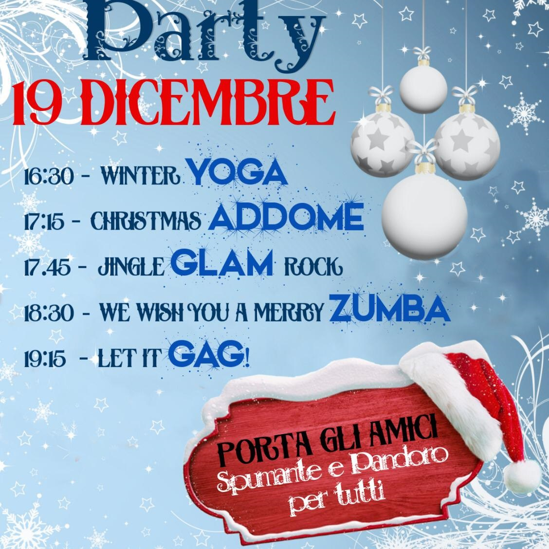Auguri Di Natale Zumba.Natale Archivi Palestra Genova Centri Palagym