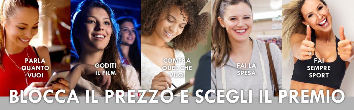 blocca prezzo rinnova abbonamento palagym sampierdarena promozione