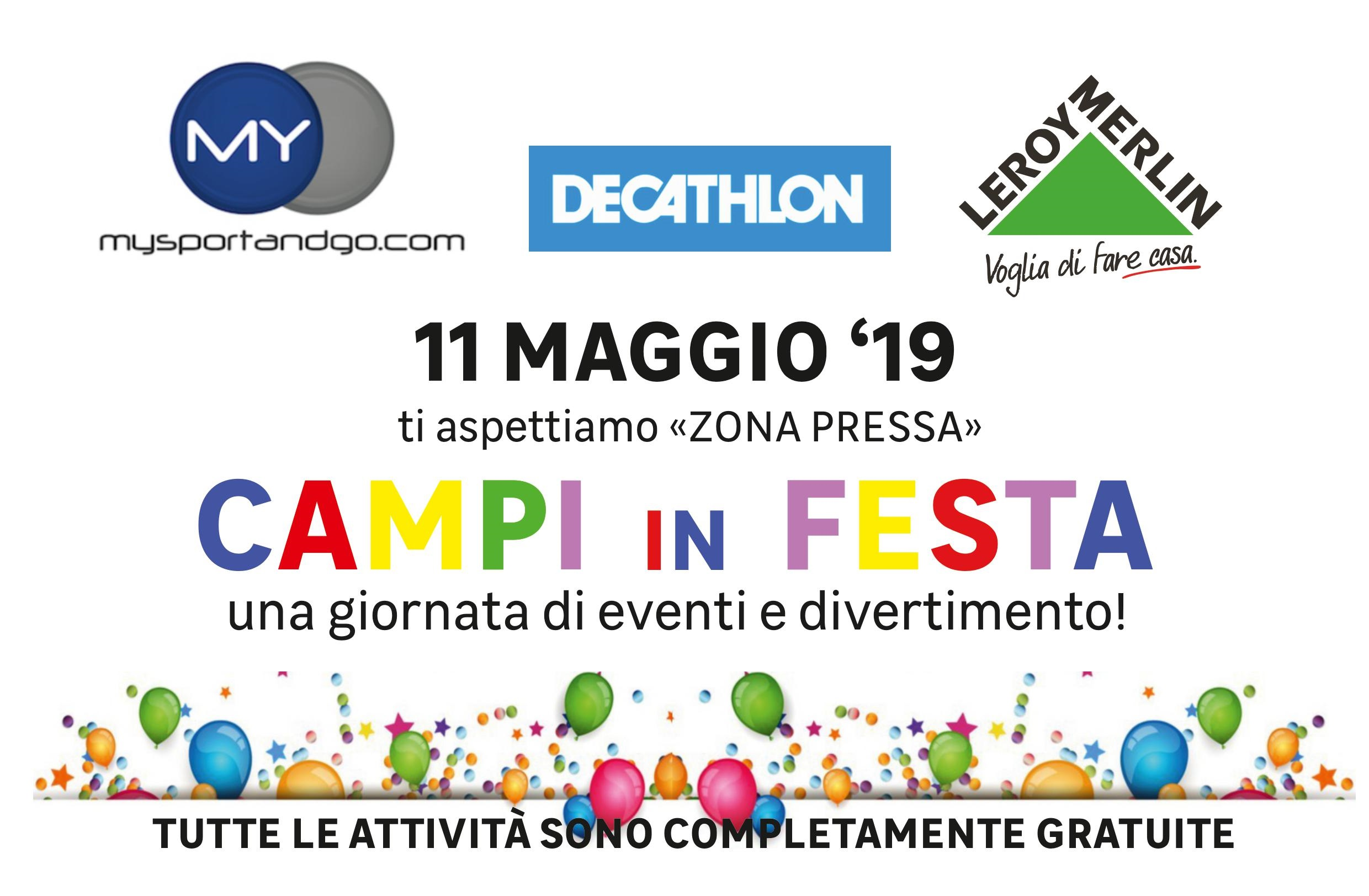 campi festa my sport and go