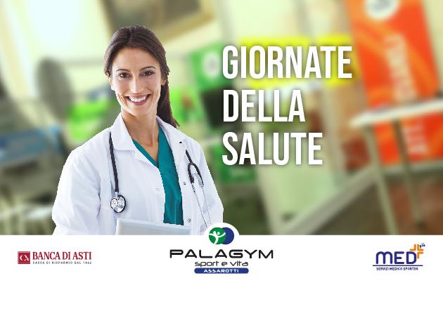 Prevenzione E Benessere Stanno Arrivando Le Giornate Della Salute Palestra Genova Centri Palagym
