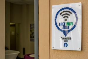 area wifi ristoro