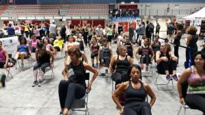 Fitness Experience Genova 2019 - Palagym (13)