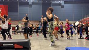 Fitness Experience Genova 2019 - Palagym (24)