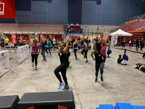 Fitness Experience Genova 2019 - Palagym (3)