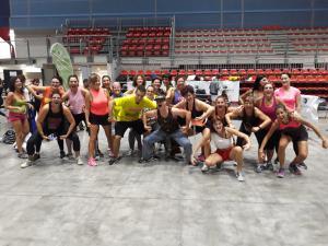 Fitness Experience Genova 2019 - Palagym (30)