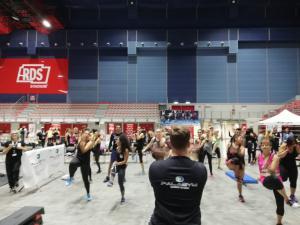 Fitness Experience Genova 2019 - Palagym (8)